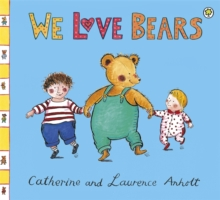 We Love Bears, Paperback Book