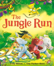 The Jungle Run, Paperback