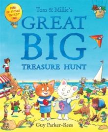 Tom and Millie's Great Big Treasure Hunt, Paperback Book