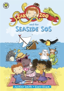 Zak Zoo and the Seaside SOS, Paperback