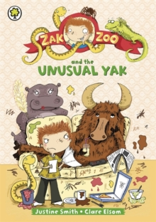 Zak Zoo and the Unusual Yak, Paperback