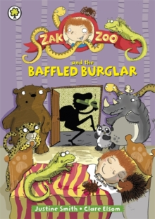 Zak Zoo and the Baffled Burglar, Paperback