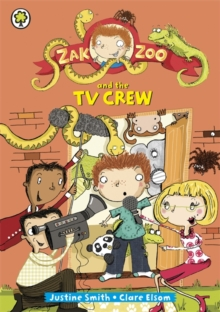Zak Zoo and the TV Crew, Paperback