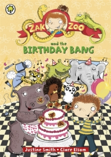 Zak Zoo and the Birthday Bang, Paperback