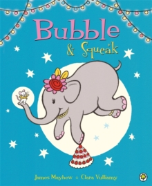 Bubble and Squeak, Hardback Book