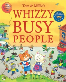 Whizzy Busy People, Paperback Book