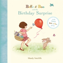 Belle & Boo and the Birthday Surprise, Hardback