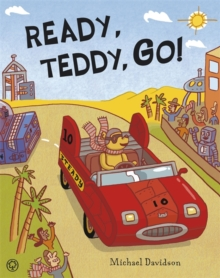Ready, Teddy, Go!, Hardback