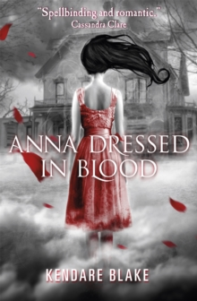 Anna Dressed in Blood, Paperback