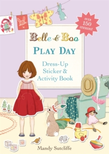 Play Day : A Dress-Up Sticker and Activity Book, Paperback