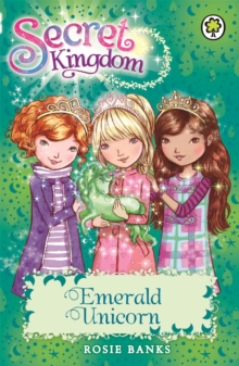 Emerald Unicorn, Paperback Book
