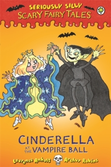 Cinderella at the Vampire Ball, Hardback