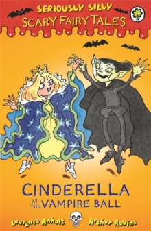 Cinderella at the Vampire Ball, Paperback