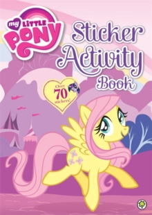 Sticker Activity Book : Sticker Activity Book 1, Paperback Book