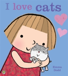 I Love Cats!, Paperback