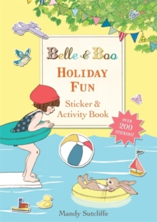 Holiday Fun Sticker & Activity Book, Paperback