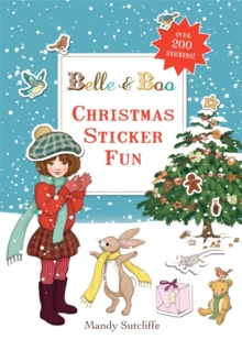 Christmas Sticker Fun, Paperback Book