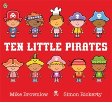 Pirates : Ten Little Pirates, Paperback