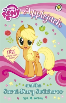 Applejack and the Secret Diary Switcheroo, Paperback