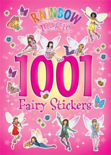 1001 Fairy Stickers, Paperback Book