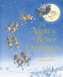 The Night Before Christmas, Hardback
