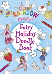 Fairy Holiday Doodle Book, Paperback