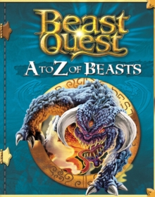 A to Z of Beasts, Hardback Book