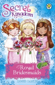 Royal Bridesmaids, Paperback Book