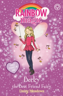 Becky the Best Friend Fairy, Paperback