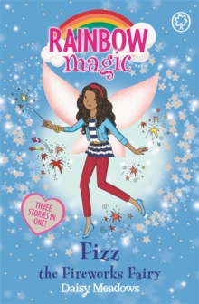 Fizz the Fireworks Fairy, Paperback