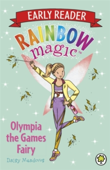 Olympia the Games Fairy, Paperback