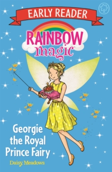 Georgie the Royal Prince Fairy, Paperback Book