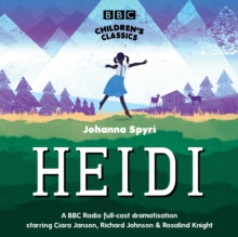Heidi, CD-Audio