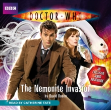 Doctor Who: The Nemonite Invasion, CD-Audio