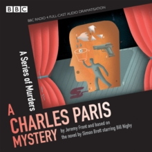 A Series of Murders : A Charles Paris Mystery, CD-Audio
