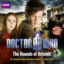 """Doctor Who"": The Hounds of Artemis : (Audio Original), CD-Audio"