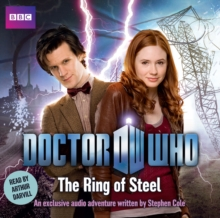 Doctor Who: The Ring of Steel, CD-Audio