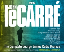 The Complete George Smiley Radio Dramas, CD-Audio