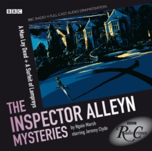 A Man Lay Dead & A Surfeit of Lampreys : The Inspector Alleyn Mysteries AND A Surfeit of Lampreys, CD-Audio Book
