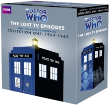 Doctor Who Collection : The Lost TV Episodes (1964-1965) No. 1, CD-Audio