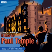 A Case for Paul Temple, CD-Audio