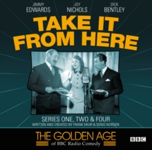 Take it from Here : Series 1, 2 & 4, Pt. 1, CD-Audio