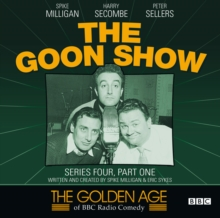 The Goon Show : Series 4, Pt. 1, CD-Audio