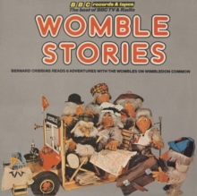 Womble Stories, CD-Audio