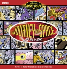 Journey into Space: The Red Planet, CD-Audio
