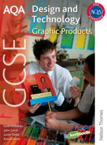 AQA GCSE Design and Technology : Graphic Products, Paperback