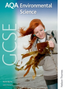 AQA GCSE Environmental Science Student Book, Paperback Book
