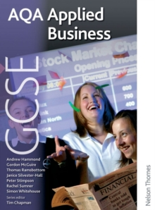 AQA GCSE Applied Business : Student's Book, Paperback