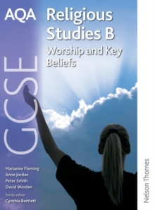 AQA GCSE Religious Studies B - Worship and Key Beliefs, Paperback