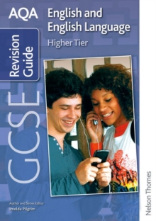 AQA GCSE English and English Language Higher Revision Guide, Paperback